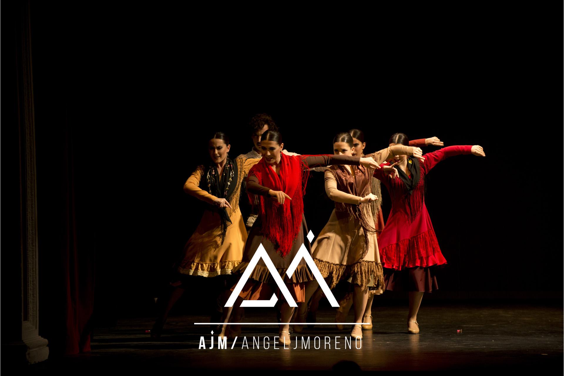 Fotografias de certámenes de danza